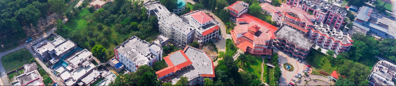 GEU Campus Top View